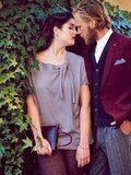 Burda Style: Plus - Blusen - Bluse - breite Blende