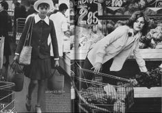 French Vogue 1980s