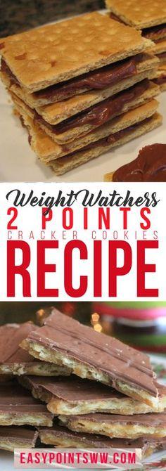 Cracker Cookies Recipe ♥ 2SP