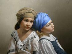 Una lezione di pittura a olio da David Gray - Circolo d'Arti - scuola disegno e pittura