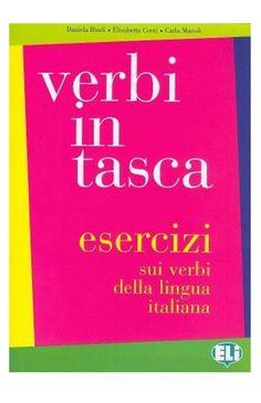 Verbi in tasca Il volume contiene 100 tavole con la coniugazione dei verbi regolari e irregolari di uso frequente.