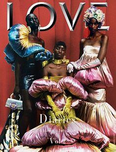 LOVE Magazine + more...