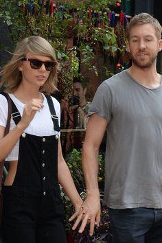 Pin for Later: Taylor Swift und Calvin Harris haben sich getrennt