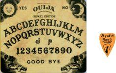 Ouija board printie