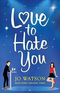 Rachel's Random Reads: Book Review - Love To Hate You by Jo Watson