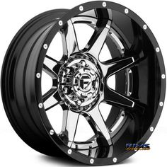 Fuel Off-Road Wheels are designed specifically for off-road vehicles…