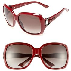 Designer Clothes, Shoes & Bags for Women Gucci Eyewear, Gucci Sunglasses, Specs, Shoe Bag, Stuff To Buy, Accessories, Women, Polyvore, Fashion