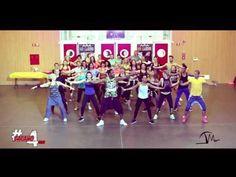 UN BESO - Anddy Caicedo (salsa-choke) * Zumba® with: Tony Mosquera #unbesoanddycaicedo - YouTube