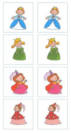 princesas y hadas
