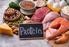 Healthy food high in protein Premium Photo High Protein Recipes, Low Calorie Recipes, Healthy Recipes, Keto Recipes, Natural Beauty Tips, Natural Hair Care Tips, Protein Shakes, Whey Protein, Lose 10 Pounds Fast