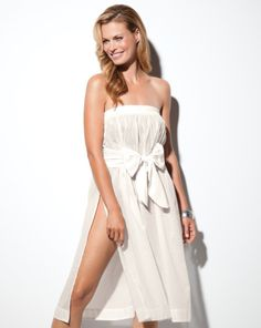 super cute! Swimsuit Cover Up