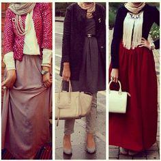 hijab street look, http://www.justtrendygirls.com/modest-street-hijab-fashion/