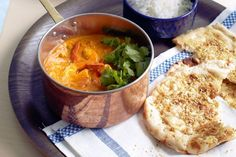 Indian Prawn Korma Curry