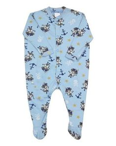 89c2d907bd6 Buy Onesies   Rompers for Unisex Boys Girls Baby - Clothing - Cotton Full  Sleeve Rompers For Infants Blue Online India