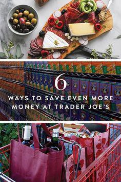 6 Ways to Save Even More Money at Trader Joe's via @PureWow