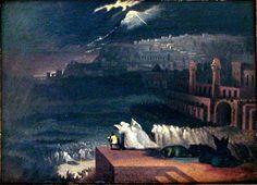 John Martin: The Fall of Niniveh
