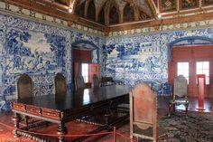 Sala dos Brasões [National Palace of Sintra]