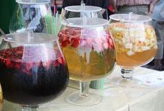 ovocné bowle | recept