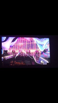 Disney stage