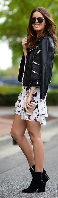 Cascading Layer Printed Little Dress Casual Streetstyle by Nette Nestea
