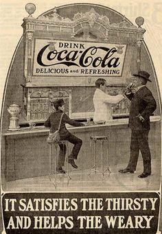 Classic advertisement.