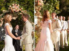 Private Estate Wedding: Derrill