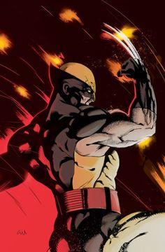 Wolverine - Gilberto Martimiano.