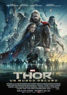 Ver Pelicula Thor 2 Un Mundo Oscuro Online Gratis 2013 Mundo Oscuro Thor Ver Peliculas