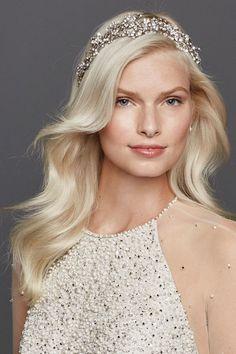 Wedding hairstyles // soft waves