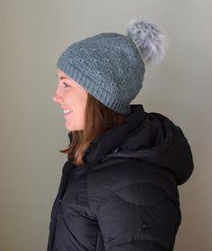 Clover Hat ~New Free Pattern! (Susan B. Anderson). Knit Headband PatternKnitted  HatsCrochet ... 51231f7f64eb