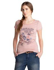 ESPRIT Damen T-Shirt, C21664