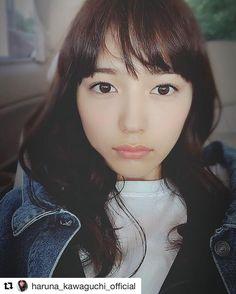 川口春奈 fanstagram*さんはInstagramを利用しています:「#川口春奈 #はるる #はーちゃん」
