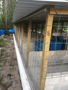 Pictures Of Above Ground Dog Kennels Raised Dog Kennel
