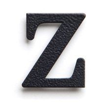 Embellish Your Story Z Letter Magnet. Available at OurPamperedHome.com