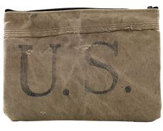 The US postal service is making accessories out of retired mail bags