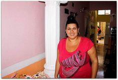 Cuba, Trinidad, Sari, V Neck, Tops, Women, Fashion, Elegant, Style