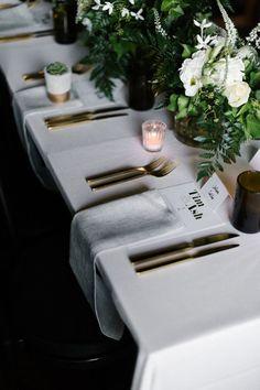 Ashleigh & Tim modern wedding    Photographers: Erin and Tara    Follow /KWHBridal/