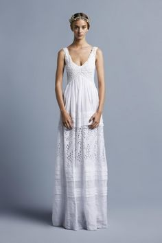 A Deep Forest Dream The Latest Beauties From Grace Loves Lace - Relaxed Wedding Dresses