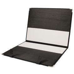 New Black Waterproof A3 8K Clipboard Hard Heavy Display File Folder Multifunction Painting Board for Sketching Drawing Sketchpad