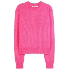 T by Alexander Wang Knit Sweater found on Polyvore