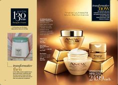 Best Buys of Campaign 9. Tons of Anew products are on sale. See some of the best innovations in skin care today. Visit my blog for all of your beauty and fashion needs. #skincare #anew #avon