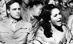 projetor antigo: O Pecado de Todos Nós 1967 Leg1967, Brian Keith, Drama/Romance, Elizabeth Taylor, John Huston, Julie Harris, Legendado, Marlon Brando
