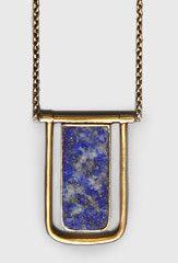Love this pendant necklace... A Peace Treaty — THEKA CARTOUCHE