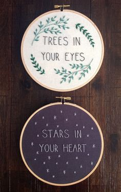 """""""Trees in your eyes,"""" Calla added, more gently than usual. """"Stars in your heart."""""""