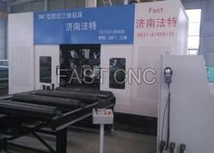 Nine-Spindle CNC Beam Drilling Machine(Patent) This machine is used for the drilling processing of H-shape steel, box beam and channel steel of steel structure, bridge, three dimensional garage and petrol platform. Drilling Machine, Cnc Machine, Roll Forming, Plasma Cutting, Steel Structure, Three Dimensional, Beams, How To Memorize Things, The Unit
