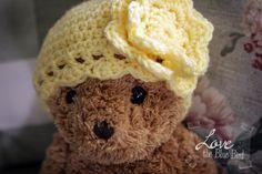 Love The Blue Bird: Crochet Baby Hat...