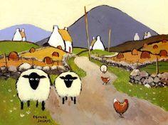 Ewe Two by Thomas Joseph