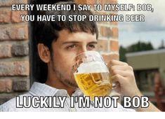 22 Hilarious Beer Memes For National Drink Beer Day Beer Memes, Beer Quotes, Beer Humor, Funny Quotes, Beer Funny, Guy Humor, Humor Quotes, Work Humor, Drinking Memes