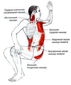 ДЖАТХАРА-ПАРИВРИТТИ - Поза скручивания желудка