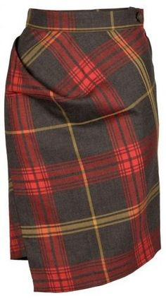 Vivienne Westwood Anglomania New Accident Skirt – Red Tartan. Vivienne Westwood Anglomania New Unfall Rock – Red Tartan. Tartan Fashion, Skirt Fashion, Fashion Outfits, Fashion Styles, Tartan Dress, Tartan Plaid, Tartan Skirts, Red Tartan Skirt, Vivienne Westwood Anglomania